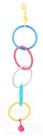 Happy-Pet-Gym-Ringen-Gekleurd-Met-Bel-5x5x25-Cm