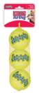Kong-Squeakair-Tennisbal-Geel-Met-Piep-Small-5-Cm-3-St