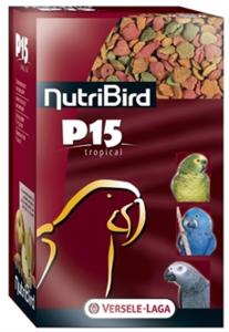 Nutribird P15 Tropical Onderhoudsvoeder 1 Kg