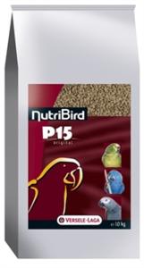 Nutribird P15 Original Onderhoudsvoeder 10 Kg