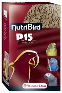 Nutribird P15 Orginal Onderhoudsvoer 4 Kg