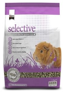 Supreme Science Selectieve Guinea Pig 1,5 Kg