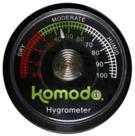 Komodo-Hygrometer-Analoog